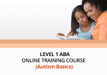 full course autism training for parents