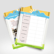 Visual schedule - Autism training tool